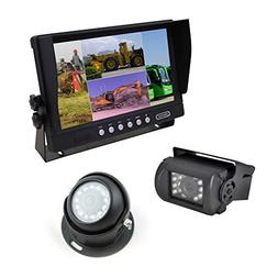 Rear View Backup Camera System - DVR Parking Reverse Car Tru