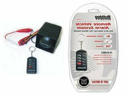 Bulldog Security Remote Vehicle Alarm System Model 2010 New