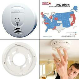Kidde 0919-9999//RF-SM-DC Battery-Operated Interconnectable Smoke Alarm Fr New