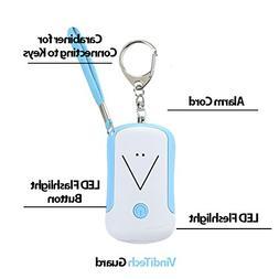 VindiTech – Safe Sound Personal Alarm System – 130 db Pe