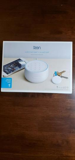 *SEALED*Google Nest Secure + Cam Indoor Alarm System and Cam