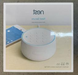 Nest Secure Alarm System Starter Pack White  Brand New