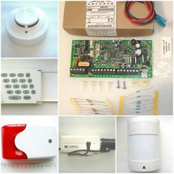 Security alarm SMOKE Detector Control Panel PARADOX IR Senso