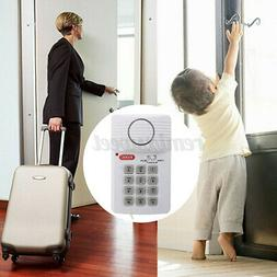 Security Keypad Door Alarm System With Panic Button For Home