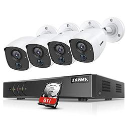 ANNKE Security Camera System 8 Channel 3MP 5-in-1 H.265+ DVR
