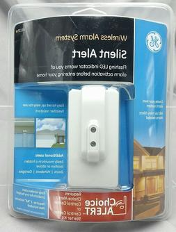 GE Silent Alarm System - Flashing LED - Wireless