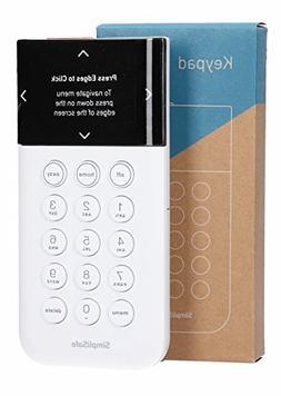 Simplisafe Keypad Replacement New Version 2 Generation