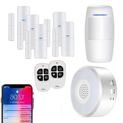 Smart Security System Smart Home/Office Security Alarm WiFi