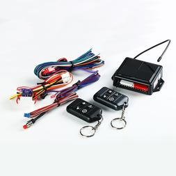 Crimestopper SP-101 Deluxe 1-Way Alarm and Keyless Entry Sys