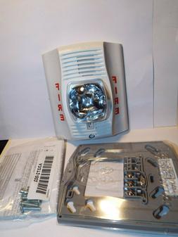 System Sensor SpectrAlert Advance P2W Strobe Horn - 24 V DC