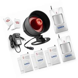 KERUI Standalone Home Office & Shop Security Alarm System Ki
