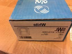 System Sensor SWL Fire Alarm Wall Strobe White - New