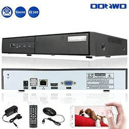 OWSOO DVR Recorder for Cameras 16 Channel NVR1080P H.264 P2P