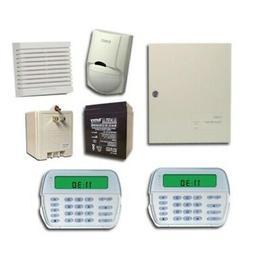DSC TYCO Alarm System PC1832 with PK550