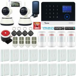 U70 APP WiFi GSM RFID Wireless Home Security Alarm Burglar S