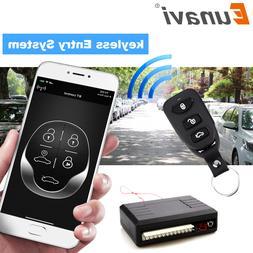 Eunavi Universal Car <font><b>Alarm</b></font> <font><b>Syst