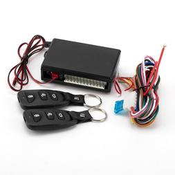 Universal Car Keyless Central Remote Control Kit Door Lockin