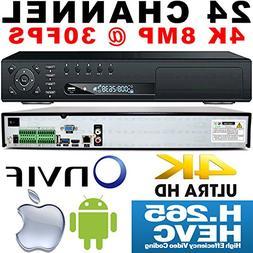 USG DK5 Business Grade 24 Channel H.265 Ultra 4K IP Security