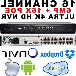 ANNKE 960P 4CH HDMI NVR 1TB HDD -