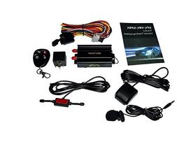 Vehicle Car GPS Tracker 103B with Remote Control GSM Alarm S