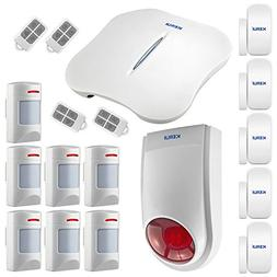 KERUI W1 Wireless WIFI PSTN Home Smart Alarm System -Burglar