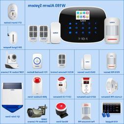 Kerui W193 3G 4G GSM WIFI Home Security Alarm System Wireles