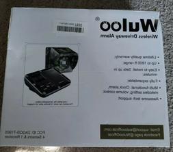 Waterproof solar Long Range Wireless Driveway Alarm System 4