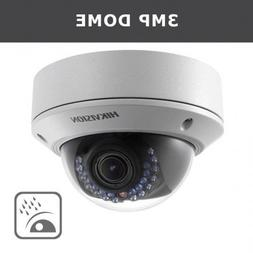 HIKVISION 3.0Mp HD Outdoor Waterproof Vandalproof 2.8~12mm V