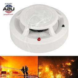 WiFi Fire Smoke Sensor Detector Alarm Tester Home Security S