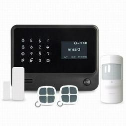 WIFI GSM Alarm System Independent zone Security intelligent