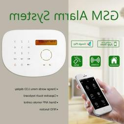 WIFI GSM GPRS Alarm System for Home Business Security Doorbe