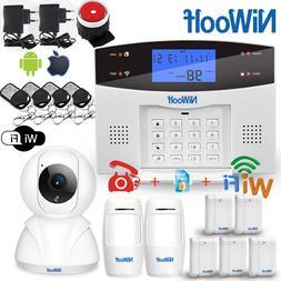 Wifi PSTN GSM <font><b>Alarm</b></font> <font><b>System</b><