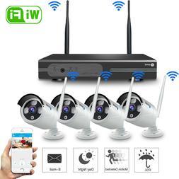 wireless 4ch 1080p nvr outdoor 720p 1