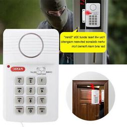 Wireless Alarm Security System Anti-Theft Remote Home Office
