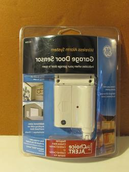 GE Wireless Alarm System Garage Door Sensor 45130 Requires C