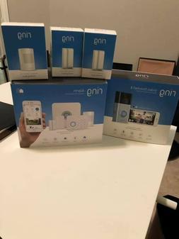 RING Wireless Alarm System + Video Doorbell