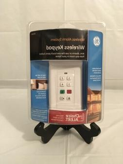 GE Wireless Alarm System Wireless Keypad 45146