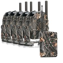 Bestguarder wireless or cordless hunting and security alarm