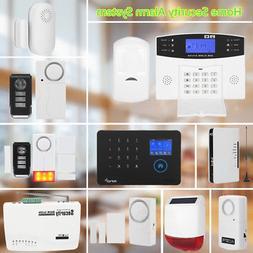 Wireless GSM 3G/GSM+GPRS WiFi Video Smart Alarm System Kit f