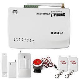 Wireless GSM Home Security Burglar Alarm System Auto Dialer