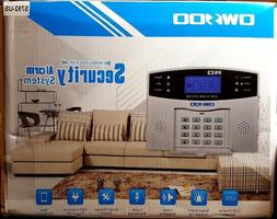 wireless home and business security alarm system
