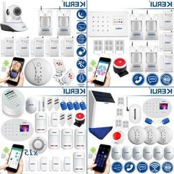 KERUI Wireless Home Office Store Burglar Security Alarm Syst