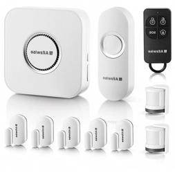 Alfawise Wireless Home Security Alarm System ,2.4 G WiFi Ale