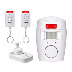 AISITIN Wireless Home Security Alarm PIR Infrared Sensor Ant