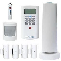 Wireless Home Security Surveillance Sensors Monitor Alarm Sy