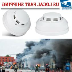 Wireless Photoelectric Home Security CO2 Detector Fire Alarm