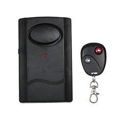 Wireless Remote Control OWSOO Vibration Alarm Anti-Theft Det