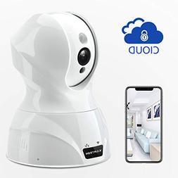 Wireless Security Camera,KAMTRON HD WiFi Security Surveillan