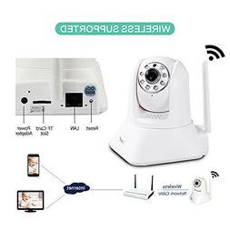 EasyN 1080P HD 128G Wireless Security Surveillance Dome Came