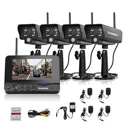 ANNKE Wireless Security Camera System wi